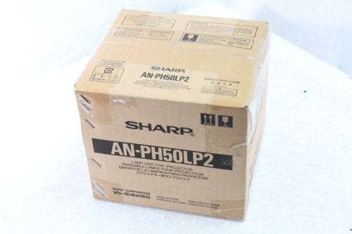Sharp AN-PH50LP2 Projector Replacement Bulb Front