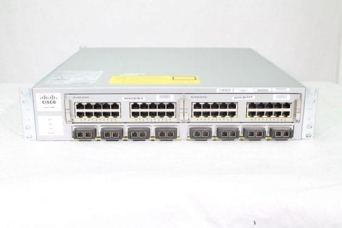 Avid Cisco 4900M Switch for ISIS 7000/7500 Front