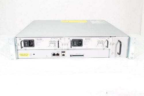 Avid Cisco 4900M Switch for ISIS 7000/7500 Rear