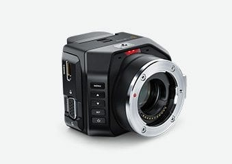 Blackmagic Micro Studio Camera 4K Front