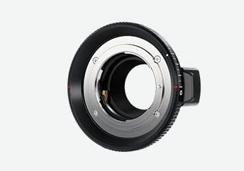 Blackmagic URSA Mini Pro F Mount Front