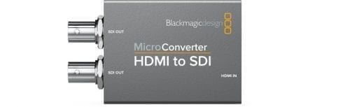 Micro Converter HDMI to SDI - NO PSU Front