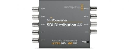Mini Converter - SDI Distribution 4K Front