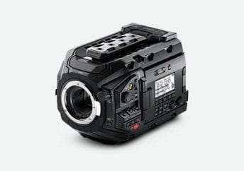 Blackmagic Design URSA Mini Pro 4.6K Front