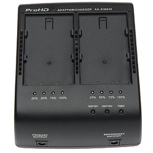 JVC AA-S3602I 2 CHANNEL BATTERY CHARGER (FOR BN-S8I50) Front