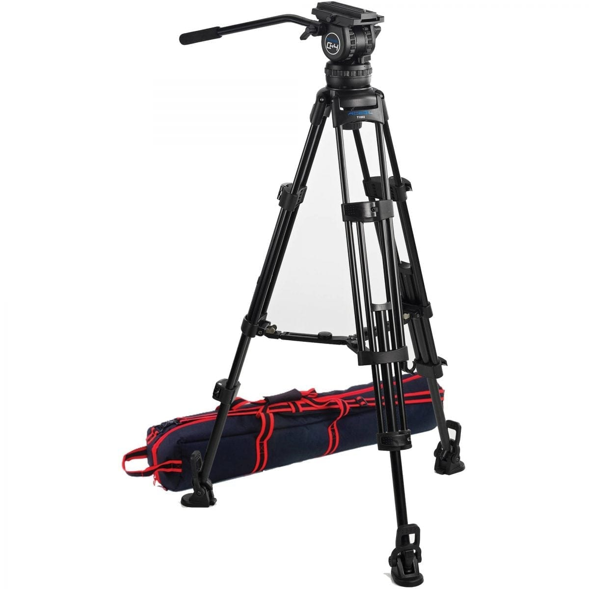 JVC CS-482M TWO STAGE TRIPOD KIT (26lb. LOAD) Front