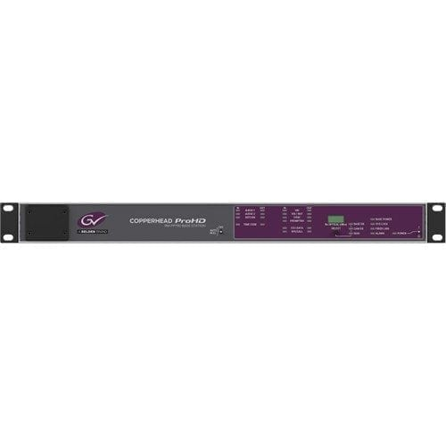 JVC FS-790SNVG POWERED SMPTE 311M FIBER OPTIC SYSTEMS FOR JVC GY-HM890 CAMERA (V-Mount PowerPlus) Front