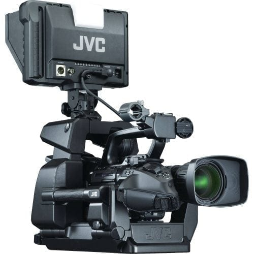 JVC KA-790G STUDIO SLED FOR GY-HM790/890 Front