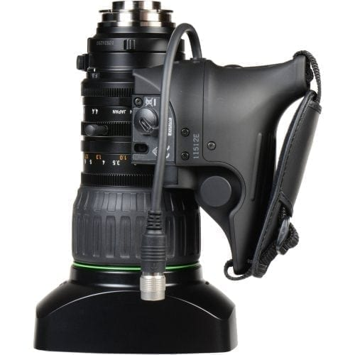 JVC KT14x44KRS 14:1 CANON ZOOM LENS (1/3-in BAYONET MOUNT) Side