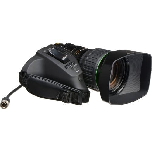 JVC KT14x44KRS 14:1 CANON ZOOM LENS (1/3-in BAYONET MOUNT) Front
