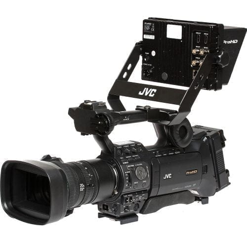 JVC SAK-LCD7 VIEWFINDER BRACKET FOR THE DT-X73F MONITOR Front