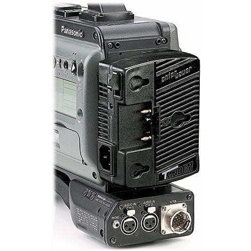 JVC TANDEM70 ANTON-BAUER 70W AC POWER SUPPLY/CHARGER Side
