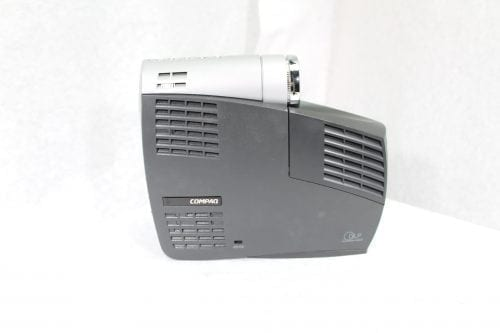 Compaq iPAQ MP3800 Projector Side