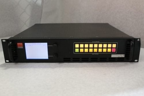 Barco Presentation Pro II PS-2005 D HD-SDI Video Switcher v1.17 AV Gear Front