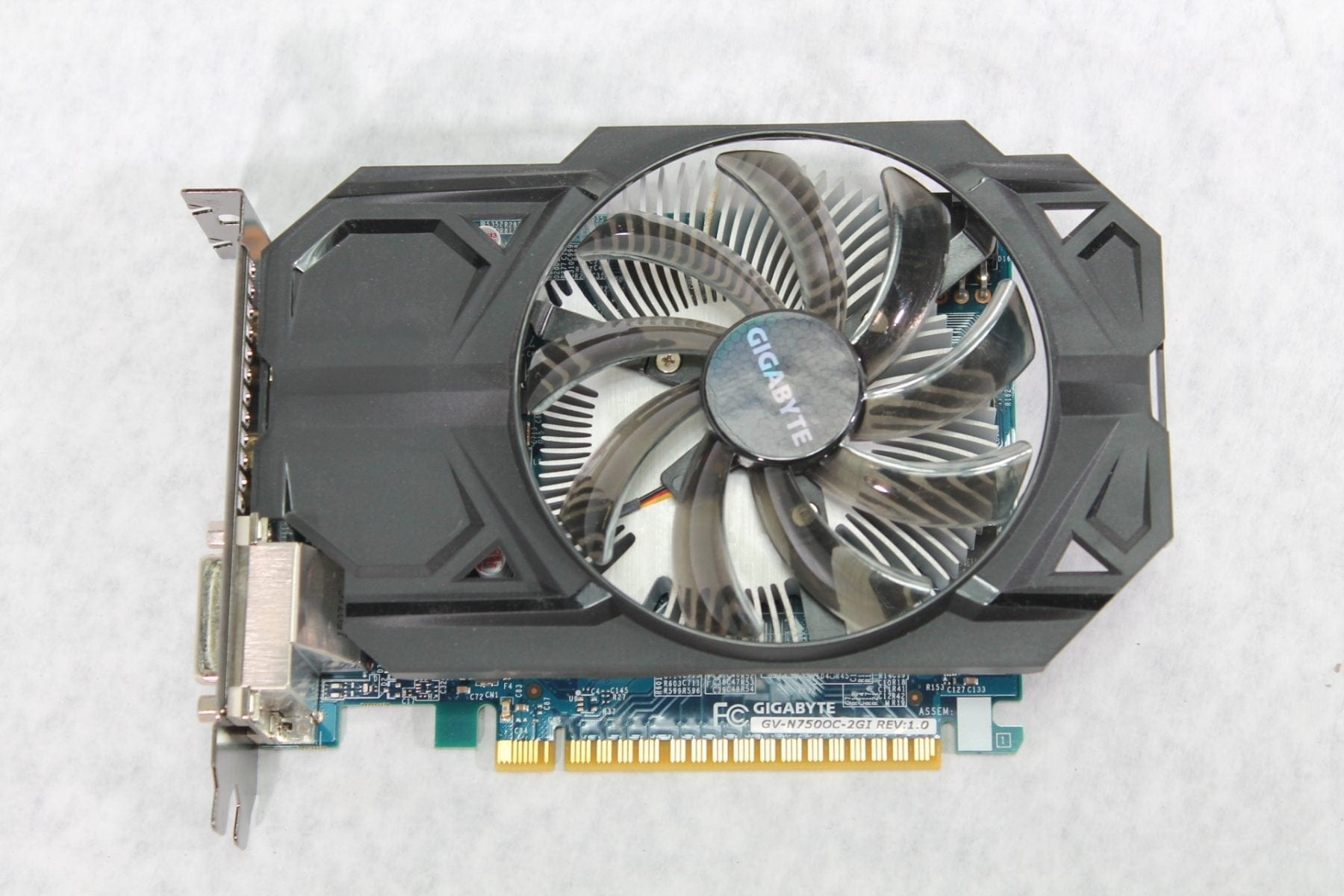 Gigabyte GV-N750OC-2GI Graphics Card AV Gear Main
