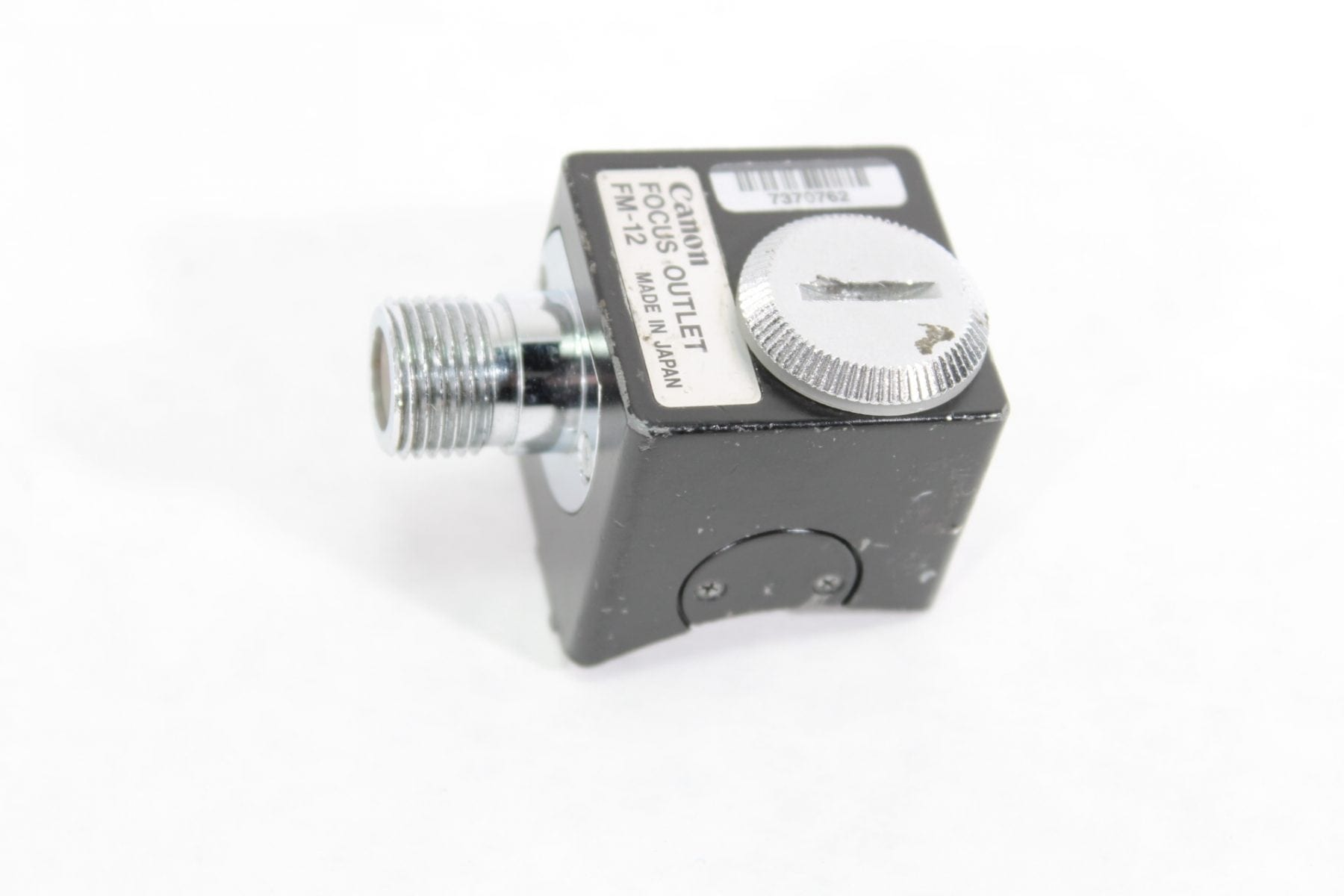 Canon FM-12 FM12 Focus Outlet AV Gear Main