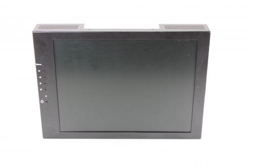 """Autoscript 15"""" ELP LCD Color On-Camera Prompter Front"""
