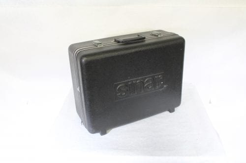 Sinar F 4x5 Monorail Large Format View Camera - Rodenstock 210mm f/5.6 Lens w/ Case & Extension Tube aV Gear Case2