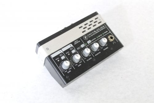 Mackie Onyx Blackjack 2x2 USB Recording Interface AV Gear Main