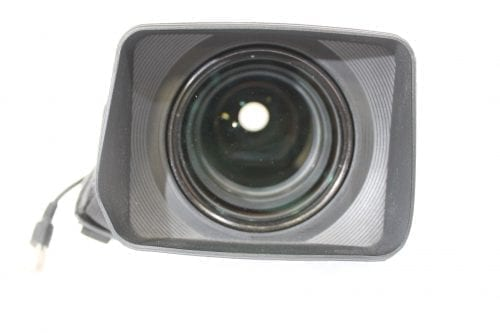 """Canon YJ19x9B4 KRS SX12 2/3"""" Zoom Lens Front"""