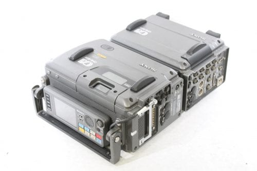 Sony SRW-1 SRPC-1 HDCAM SR Portable Digital Recorder w/ HKSR 102 / 103 Boards - 2137 Drum Hrs Main