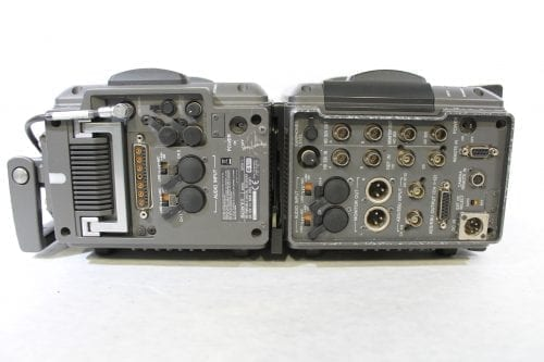 Sony SRW-1 SRPC-1 HDCAM SR Portable Digital Recorder w/ HKSR 102 / 103 Boards - 2137 Drum Hrs Side1