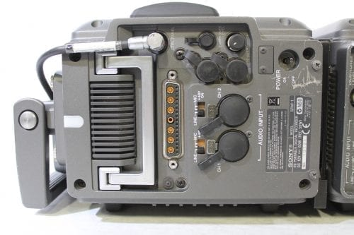 Sony SRW-1 SRPC-1 HDCAM SR Portable Digital Recorder w/ HKSR 102 / 103 Boards - 2137 Drum Hrs side2