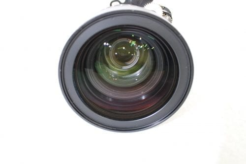 """Canon HD-EC Zoom HJ21x7.5B-III KLL-SC T2.1 7.5mm-158mm 2/3"""" Lens (1b) Front"""
