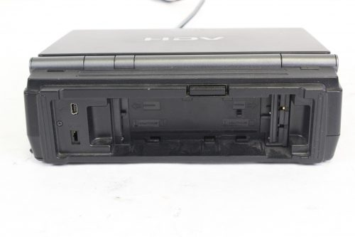 Sony GV-HD700 Digital HD Video Cassette Recorder w/ Charger - BACK