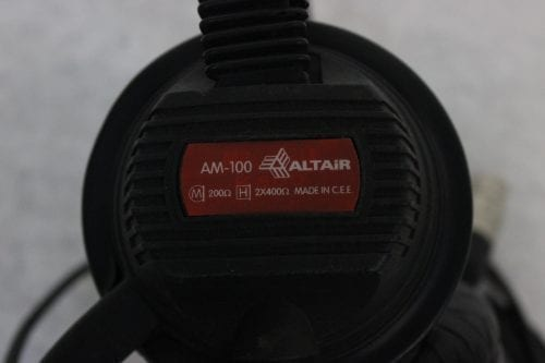 Altair AM-100 Dual Muff Comms Headset Muff