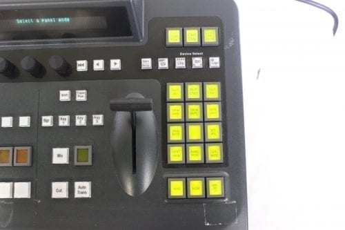 Broadcast Pix Slate 2100 Control Panel & iBoB Intelligent Break-out Box Front3