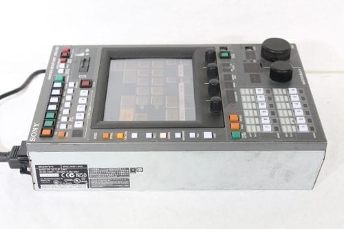Sony MSU-950 Portable Master Setup Unit for Sony Mult-Format HDC Camera Systems side2