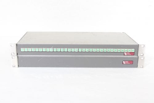 Sierra Video Systems 32 x 1 Audio & Video Router Main