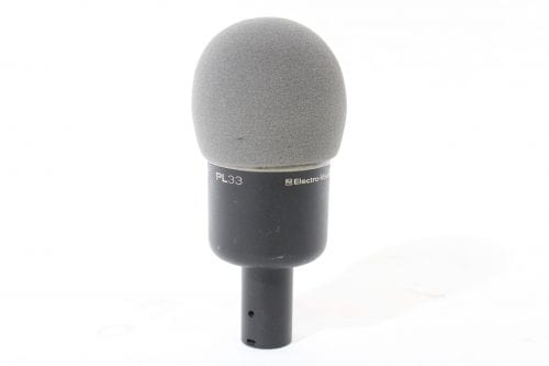 Electro-Voice PL-33 Professional Dynamic Kick Drum Microphone Main