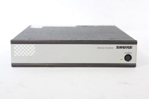 Shure PA770 Antenna Combiner for PSM 700 Series Transmitter (720 - 750 MHz) Main