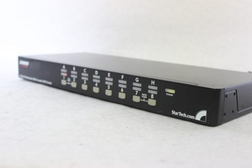 StarTech.com 16-Port StarView USB Console KVM switch with OSD Side1