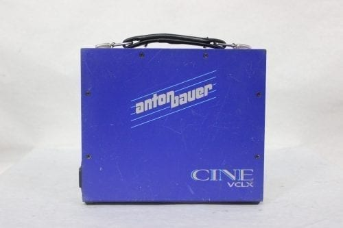 Anton Bauer CINE VCLX Dual Vintage Battery & Charger Side3