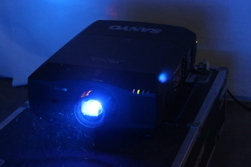 Sanyo PLC-XF46N LCD Digital Multimedia Projector Main