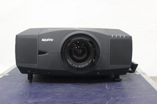 Sanyo PLC-XF46N LCD Digital Multimedia Projector Front