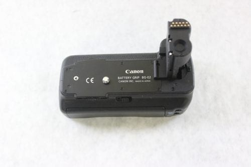 Canon EOS 20D 8.2MP Digital SLR Camera Battery Pack