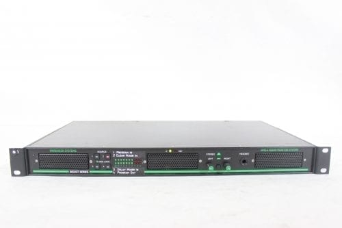 Ward-Beck AMS4 4-Channel Audio Monitoring System Main