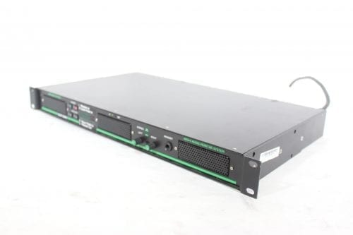 Ward-Beck AMS4 4-Channel Audio Monitoring System Side2