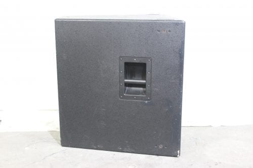 EAW SB330e Premium Subwoofer w/ Road Case side 2