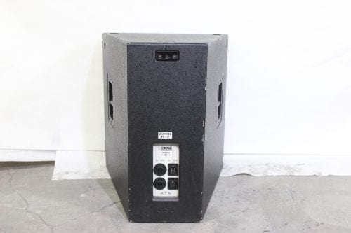 EAW SB330e Premium Subwoofer w/ Road Case back 1