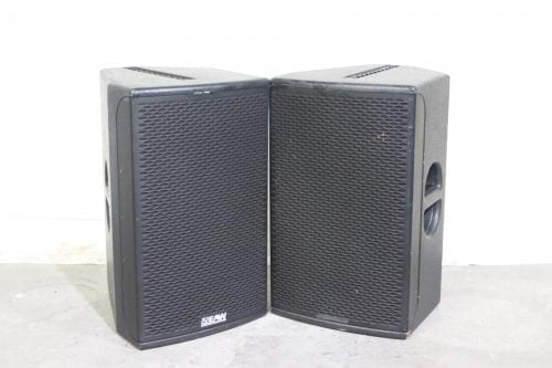 EAW JFX260 2-Way Compact Full Range Loudspeaker w/ Road Case Main