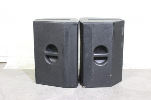 EAW JFX260 2-Way Compact Full Range Loudspeaker w/ Road Case Side2