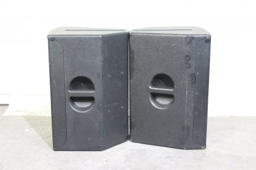 EAW JFX260 2-Way Compact Full Range Loudspeaker w/ Road Case Side3