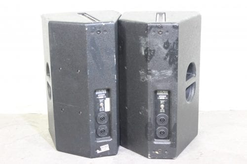 EAW JFX260 2-Way Compact Full Range Loudspeaker w/ Road Case Back1