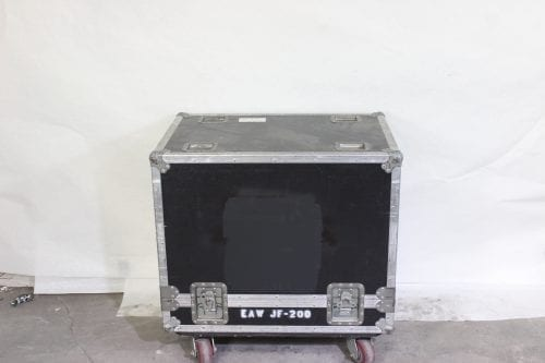 EAW JF200e Full Range Two Way Compact Speaker w/ Road Case Closed