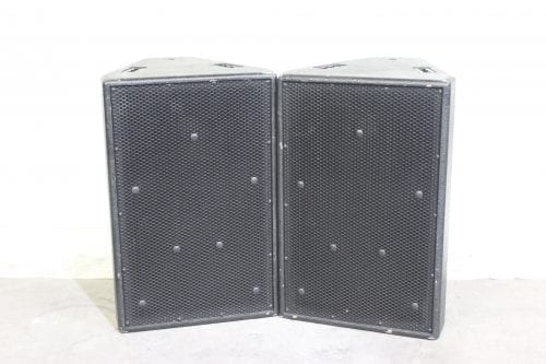 EAW JF200e Full Range Two Way Compact Speaker w/ Road Case Main
